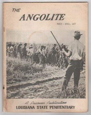 THE ANGOLITE: March - April, 1977