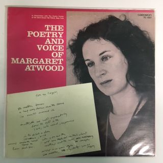 THE POETRY AND VOICE OF MARGARET ATWOOD. Margaret ATWOOD