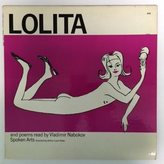 LOLITA: And Poems Read by Vladimir Nabokov