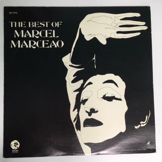 THE BEST OF MARCEL MARCEAO