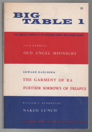 BIG TABLE - No. 1 - Spring 1959