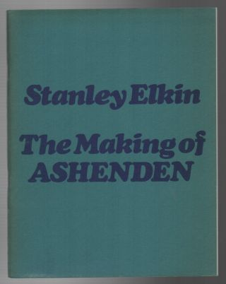 THE MAKING OF ASHENDEN