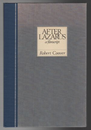 AFTER LAZARUS: A Filmscript