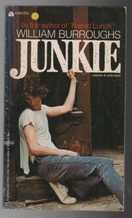 JUNKIE. William BURROUGHS