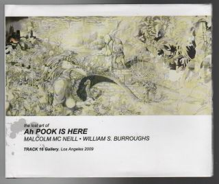 THE LOST ART OF AH POOK IS HERE / OBSERVED WHILE FALLING: Bill Burroughs, Ah Pook, and Me / THE...