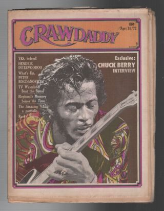 CRAWDADDY: Issue 9 / April 16, 1972