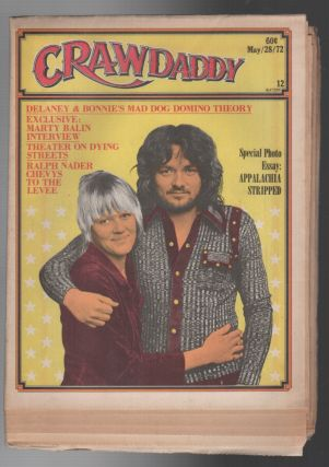 CRAWDADDY: Issue 12 / May 28, 1972
