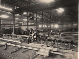 Ryerson Steel Mill Photograph Album