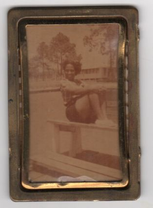 NURNBERG MEMORIES [Cover Title - Photo Album of an African American Soldier Stationed in Germany]