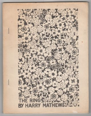 THE RING: Poems 1956-69