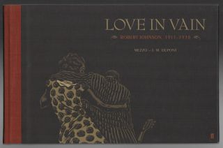 LOVE IN VAIN: Robert Johnson, 1911-1938. and Mezzo DUPONT, ean, ichel