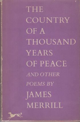 The Country of a Thousand Years of Peace and Other Poems